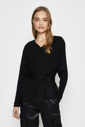 Coast Knitted Off The Shoulder Top