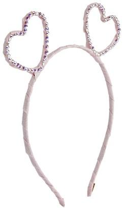 Bari Lynn Heart Hairband
