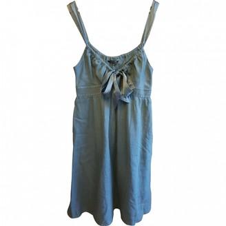 Tara Jarmon Blue Linen Dress for Women