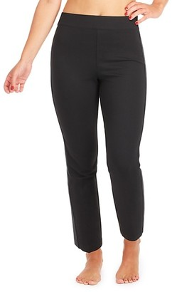 Spanx The Perfect Black Pant Ankle Tuxedo Slim Pants