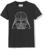 Star Wars Printed Short-Sleeved Crew-Neck T-Shirt