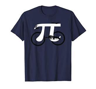 Pi Picycle Funny Bicycle  cycle T-Shirt