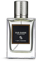 The Art of Shaving Oud Suede Cologne Intense