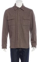 Michael Kors Wool Pocketed Jacket