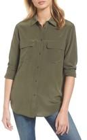 AG Jeans Women's Alena Silk Shirt