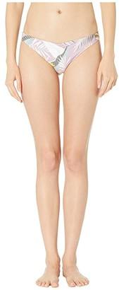 Volcom Don't Leaf V Bottoms (Faded Mauve) Women's Swimwear