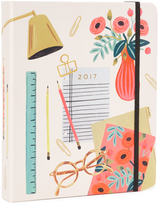 Rifle Paper Co. 2017 Desktop Planner