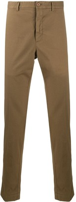 Incotex Slim-Fit Cotton Chinos