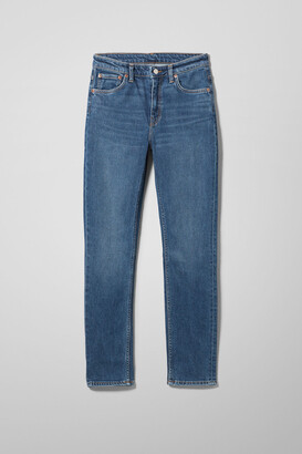 Weekday Way Peralta Blue Jeans - Blue