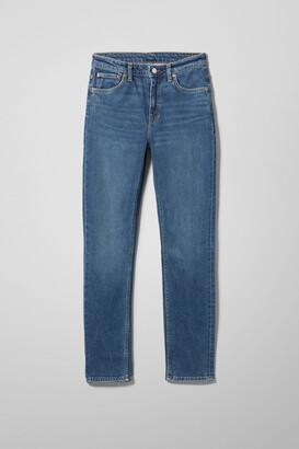 Weekday Way Peralta Blue Jeans - Blue
