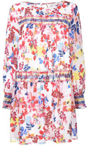 Tanya Taylor Floral Burst Hailey Dress