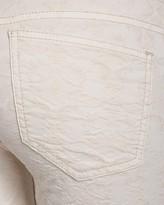 Free People Pants - Jacquard Skinny