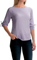 Woolrich Kedron Shirt - 3/4 Sleeve (For Women)