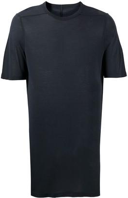 Rick Owens Level viscose-silk jersey T-shirt