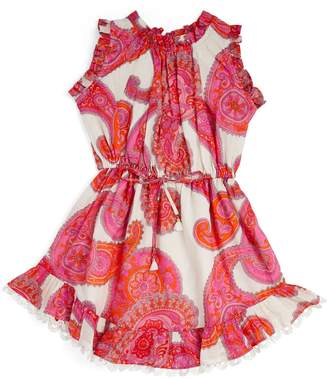 Zimmermann Peggy Frilled Dress