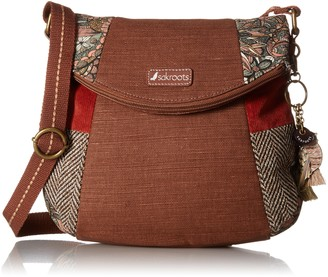 Sakroots Foldover Crossbody Cross Body