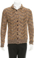 Missoni Shawl Collar Linen Cardigan w/ Tags
