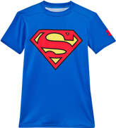 Under Armour Superman Baselayer Top