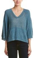 Cullen Linen-blend Sweater.