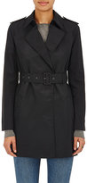 Barneys New York Women's Cotton-Blend Belted Trench Coat