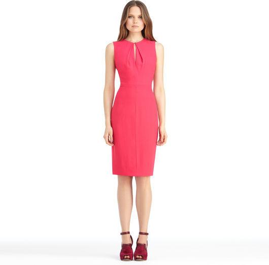 Rachel Roy Keyhole Dress