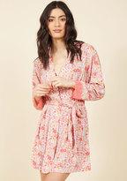 ModCloth Precious Respite Robe in L/XL