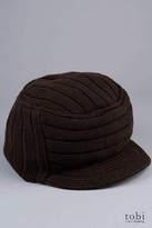 Goorin Brothers Ribeye Rib Knit Cadet Hat
