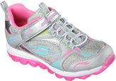 Skechers Skech Air Bubble Beatz Girls Fashion Sneakers - Little Kids