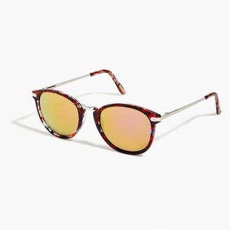 J.Crew Mixed-media sunglasses