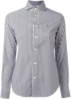 Polo Ralph Lauren embroidered logo striped shirt