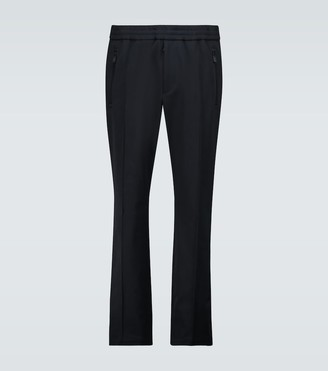 MONCLER GRENOBLE slim-fit trackpants