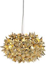 Kartell Bloom Metallic Pendant Light - Gold\, Bronze & Copper S2