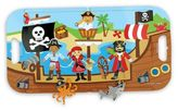 Stephen Joseph Pirate Magnetic Play Set