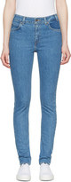 Levi's Levis Blue 721 Jeans