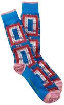Robert Graham Saidia Socks