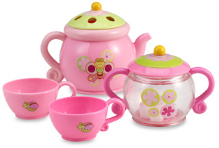 Bed Bath & Beyond Summer Infant® Tub Time Tea Party Set