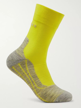 FALKE ERGONOMIC SPORT SYSTEM Ru4 Stretch-Knit Socks