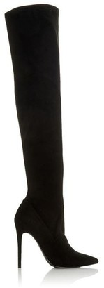 Head Over Heels Sienaa Thigh High Stiletto Boots