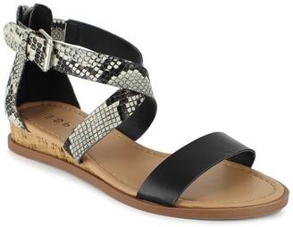 Esprit Delaney Side Buckle Sandal