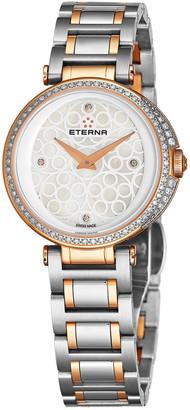 Eterna Women's Grace Diamond Watch