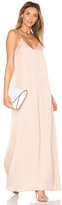Michael Stars Zoey Satin Slip Dress