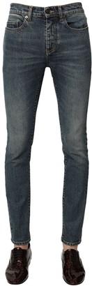 Saint Laurent 15.5cm Dusk Wash Skinny Denim Jeans