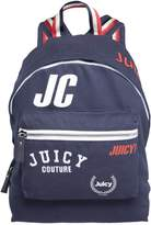 Juicy Couture Racer Logo Canvas Robertson Backpack