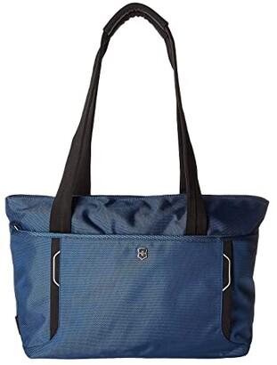 Victorinox Werks Traveler 6.0 Shopping Tote (Blue) Luggage