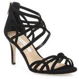 Diane von Furstenberg Rao Strappy Suede Sandals