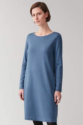 Cos LONG ELASTIC-WAIST DRESS