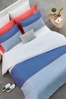 Lacoste Lalande Comforter Set - Eventide Blue