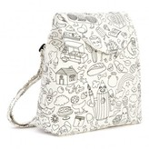 Omy Colour In Backpack -100% Cotton