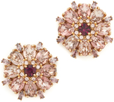 Kate Spade Trellis Blooms Statement Stud Earrings