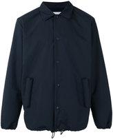 Julien David shirt jacket - men - Polyester - L